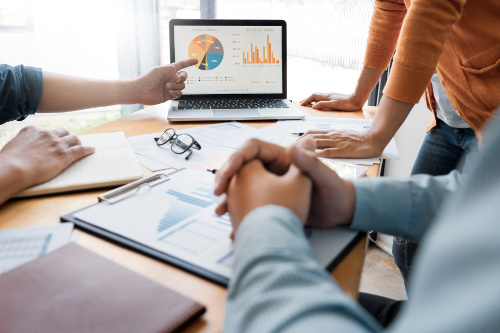 Online marketing success provided by Ottawa' Skyfall Blue team