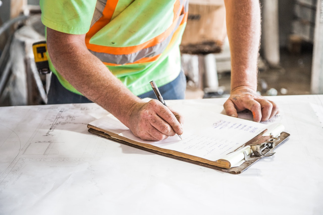 Ottawa Construction Website by Skyfall Blue