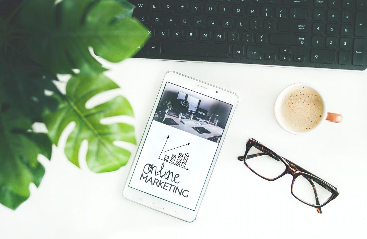 Digital Marketing Strategies Skyfall Blue